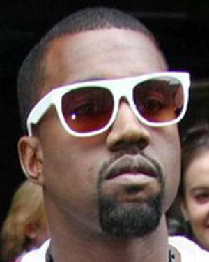 Канье Уэст и его солнцезащитные очки