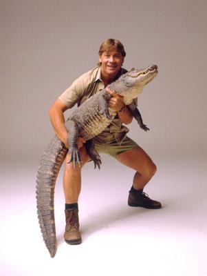 Стив Ирвин (Steve Irwin)