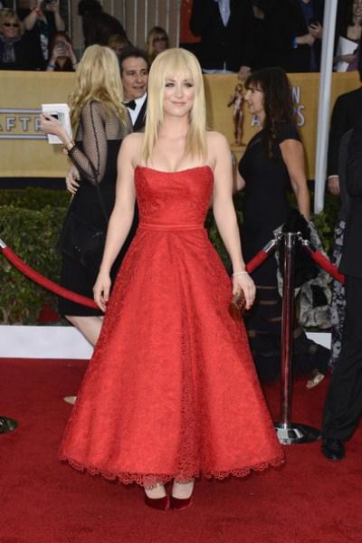 Лучшие платья церемонии вручения премии Гильдии киноактеров США