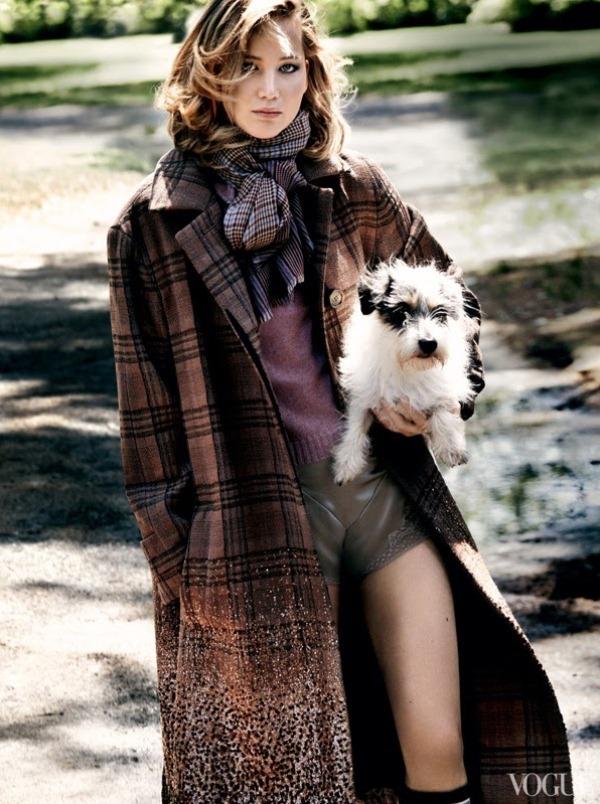 Дженнифер Лоуренс для Vogue US, сентябрь 2013