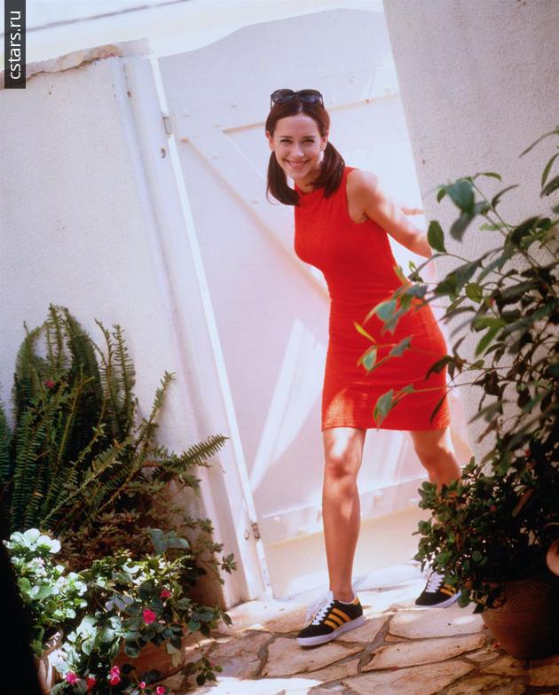 Дженнифер Лав Хьюитт в фотосессии Роберта Трахтенберга