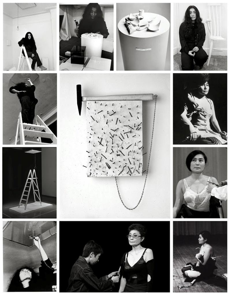 Йоко Оно для журнала INTERVIEW, декабрь 2013 - январь 2014