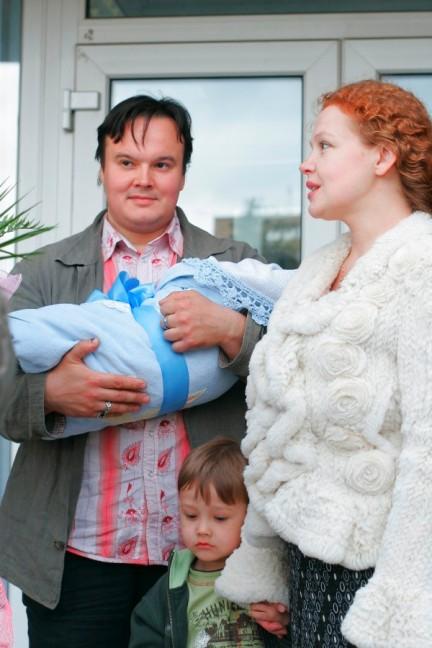 фотография семьи тани савичевой