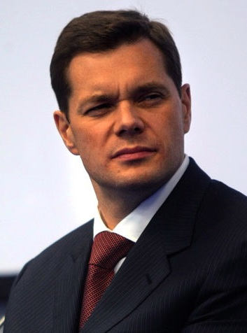 Алексей Мордашов (Aleksei Mordashov)