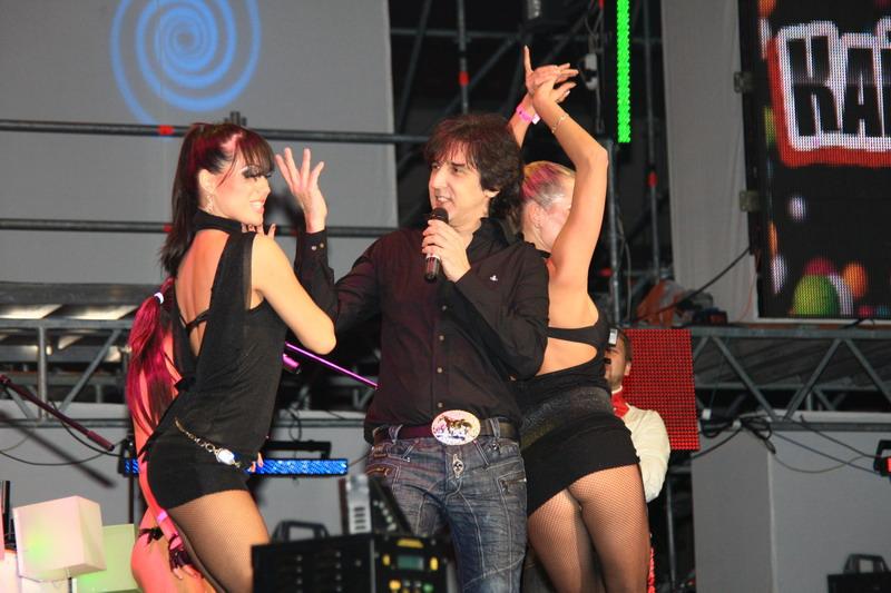 Кай Метов на сцене