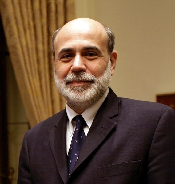Бен Шалом Бернанке (Ben Shalom Bernanke)