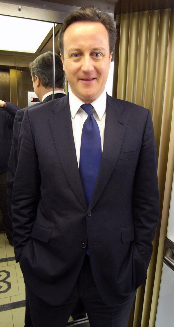 Дэвид Кэмерон (David Cameron)