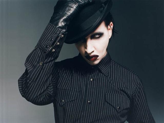 Мэрлин Мэнсон (Marilyn Manson) – Брайан Хью Уорнер (Brian Hugh Warner)