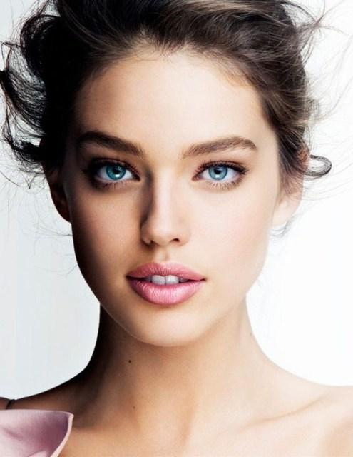 The Perfect Face Wedding Makeup : ???? :: ????? ?? ?????? (Emily DiDonato)