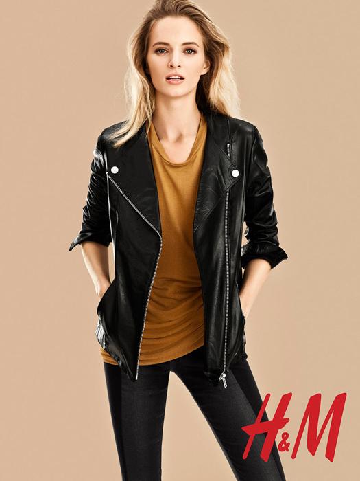 Дарья Строкоус для H&M