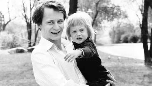Стеллан Скарсгард и Александр Скарсгард, 1978 год