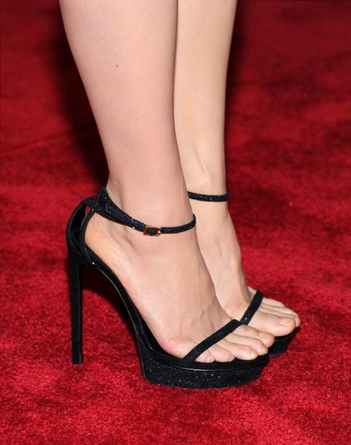 Звездная обувь Люси Лью