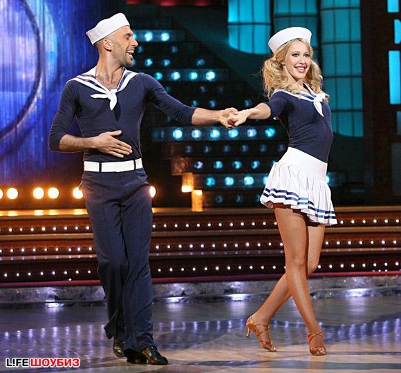 Евгений Папунаишвили на танцполе
