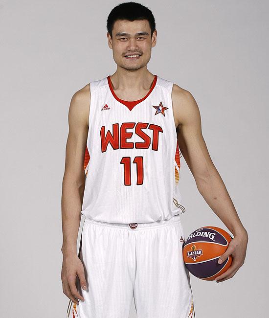 Яо Мин (Yao Ming)