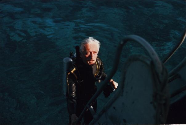 Капитан Кусто