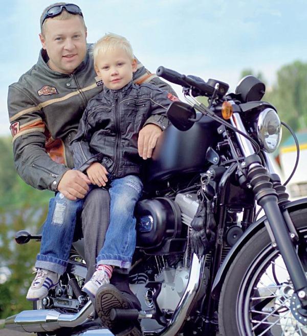 александр пикалов с женой фото