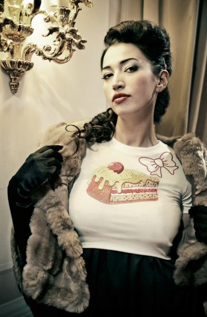 Нина Дзилли (Nina Zilli) – Мария Кьяра Фраскетта (Maria Chiara Fraschetta)