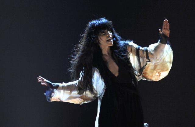 Лорин на Евровидении-2012