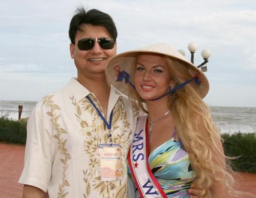 Камалия и ее муж