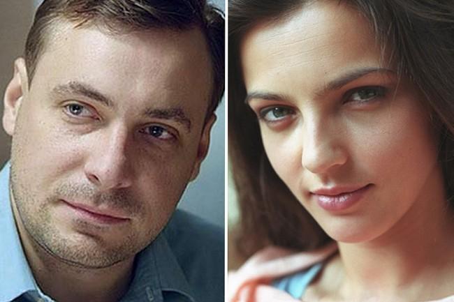 Семья Евгения Цыганова и Ирины Леоновой
