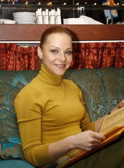 Дарья Трегубова  (Darya Tregubova)