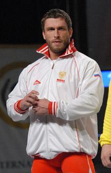 Дмитрий Клоков (Dmitry Klokov)
