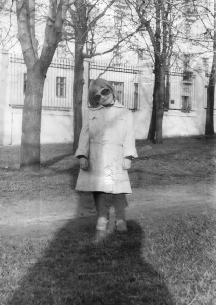 Катя Оушен в детстве