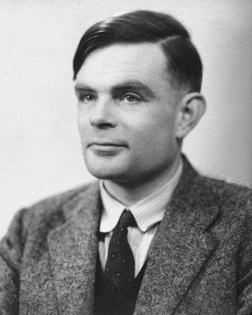 Алан Тьюринг (Alan Turing)