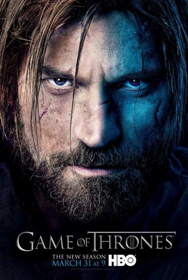 Характер-постеры 3 сезона сериала «Игра престолов»