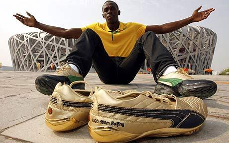 Усэйн Болт (Usain Bolt)