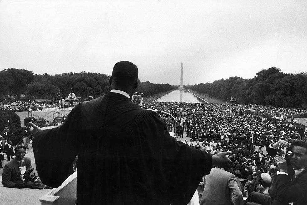 eliminating racism in america in the literature and movement of martin luther king jr Suggested essay topics and study questions for 's martin luther king, jr king's view of america during the last civil rights movement king was elected.