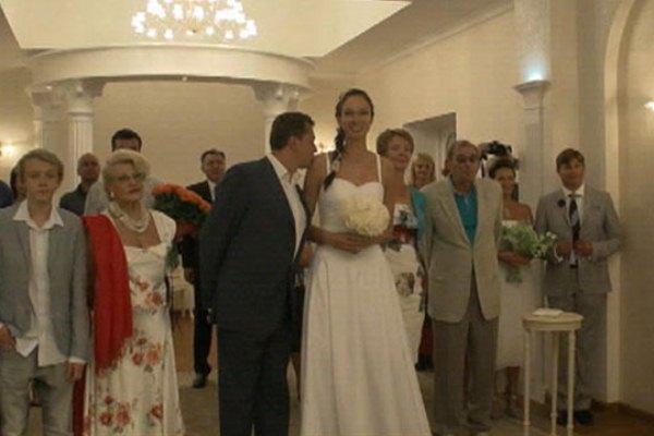 Свадебные фотографии Екатерины Гамовой