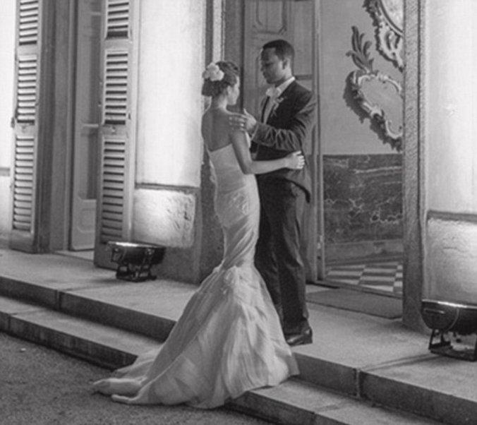 Джон Ледженд и Крисси Тейген для журнала Martha Stewart's Weddings, март 2014