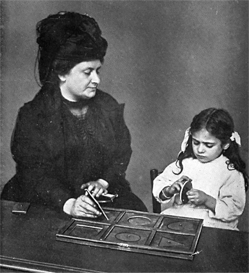 montessori what were the main changes seen in the children in the casa dei bambine The quest for integrating the italian-american child the casa dei bambini (children both patri and montessori were accused of pushing children.