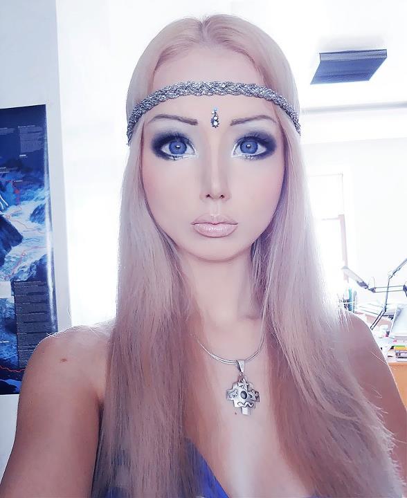 Валерия Лукьянова (Valeriya Lukyanova)