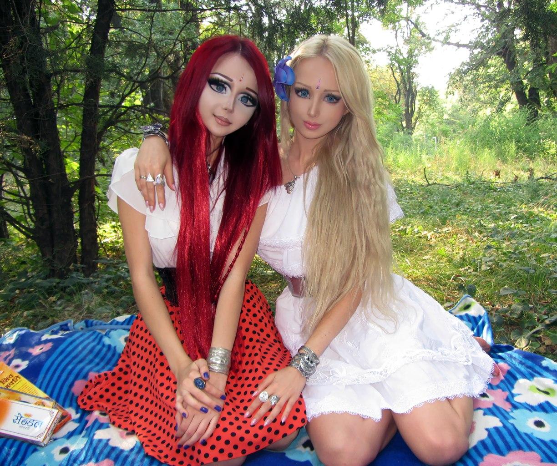 Русские девушки с игрушками 12 фотография