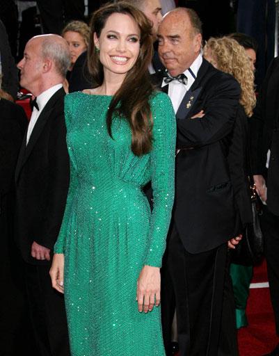 Лучшие платья звезд 2011 года :: фотообзор :: Анджелина ... оливия уайлд