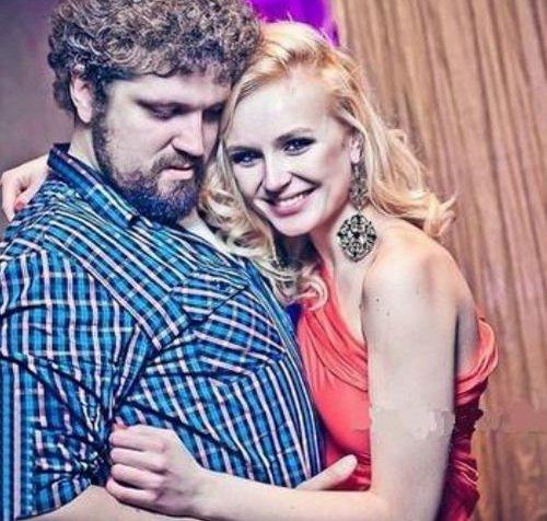 Полина Гагарина и Борис Ионов