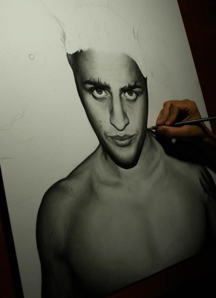 Как рисует DiegoKoi
