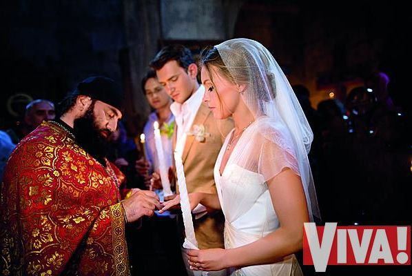 Свадьба Дмитрия Дикусара и Алены Шоптенко