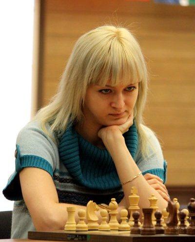 Анна Ушенина (Anna Ushenina)