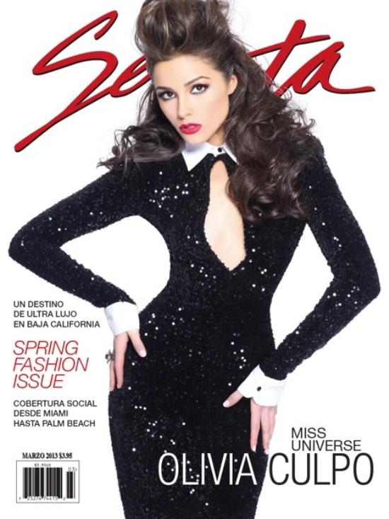 Оливия Кульпо для Selecta Magazine