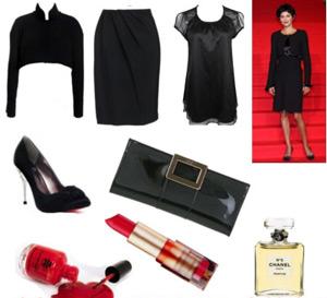 Одри Тоту: наряды на премьерах фильма «Коко до Шанель»