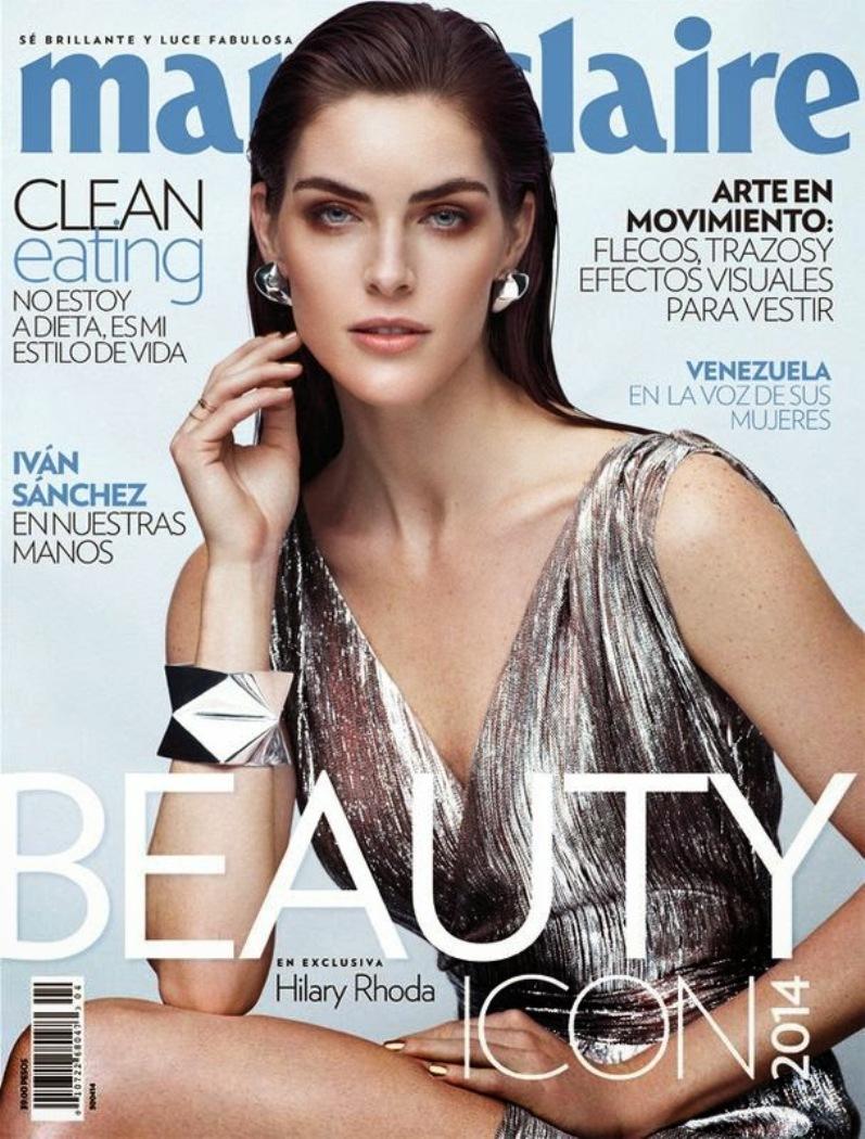 Хилари Рода для Marie Claire Magazine, апрель 2014