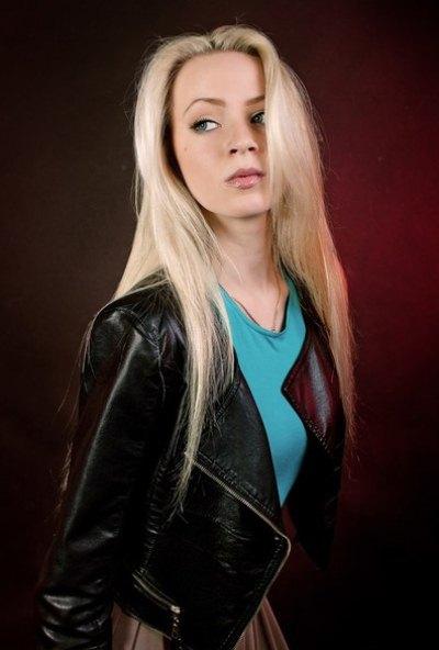 Анна Ходоровская (Anna Hodorovskaya)