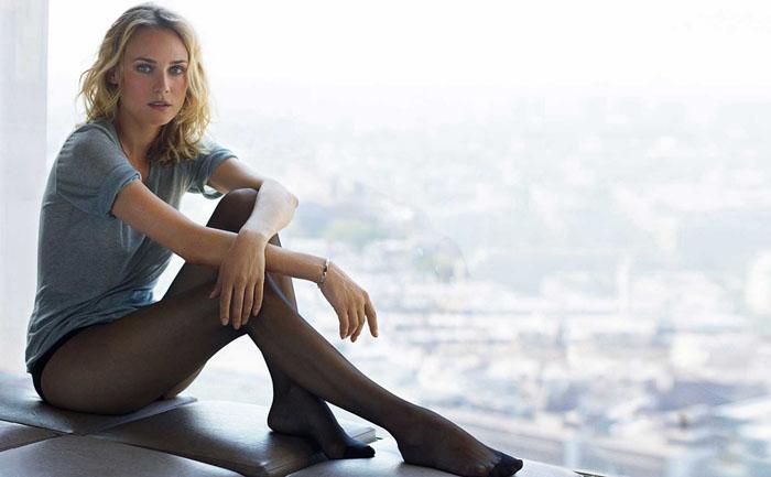 Дайан Крюгер для журнала Madame Figaro