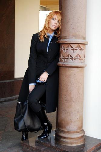 Анастасия Стоцкая: Big City Style