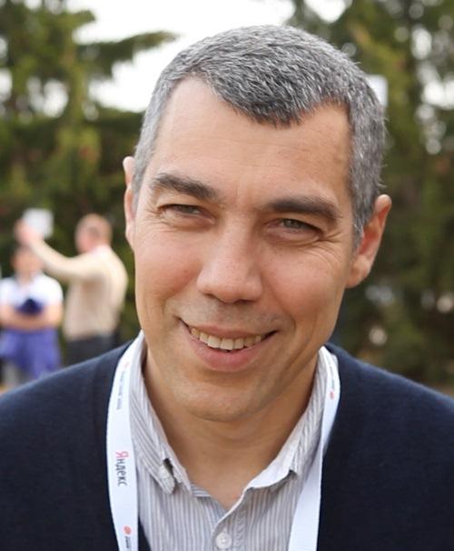 Илья Сегалович (Ilya Segalovich)
