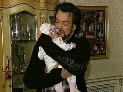 Филипп киркоров и его дочь алла