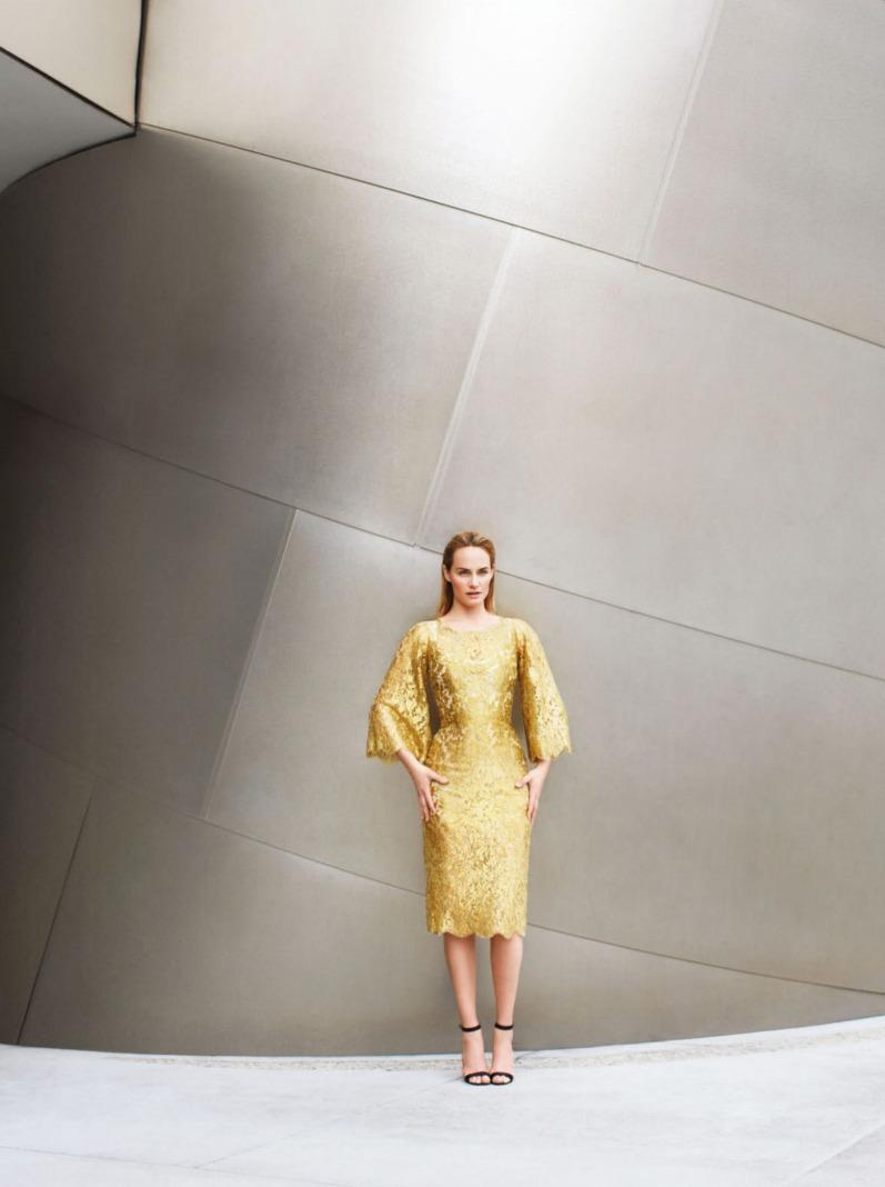 Эмбер Валлетта для C Style, март 2014